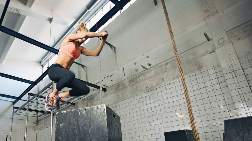 Crossfit als Functional Training