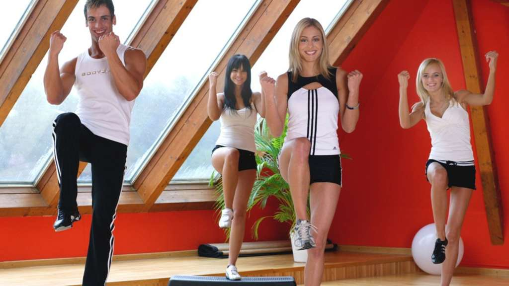 Les Mills in der Group Fitness: Workout und Training