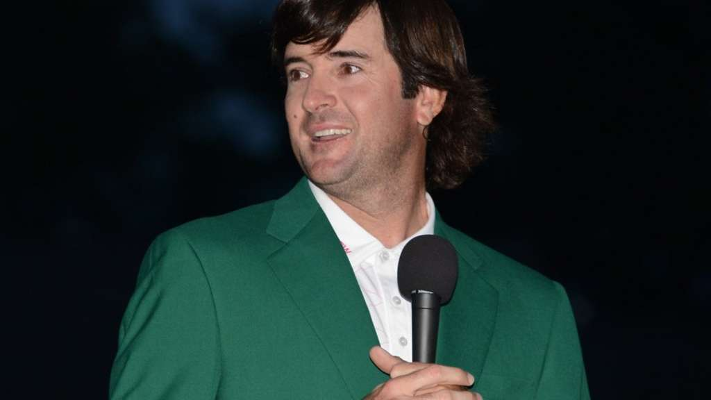 Erster Major-Triumph: Masters-Sieger Bubba Watson