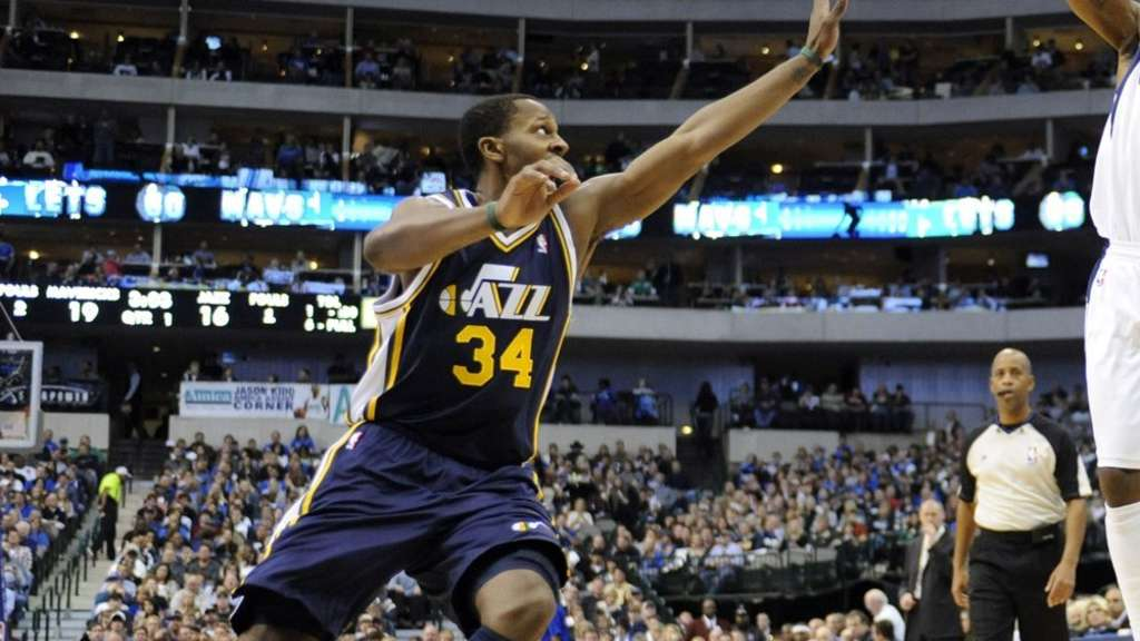 Utah Jazz in NBA-Play-offs