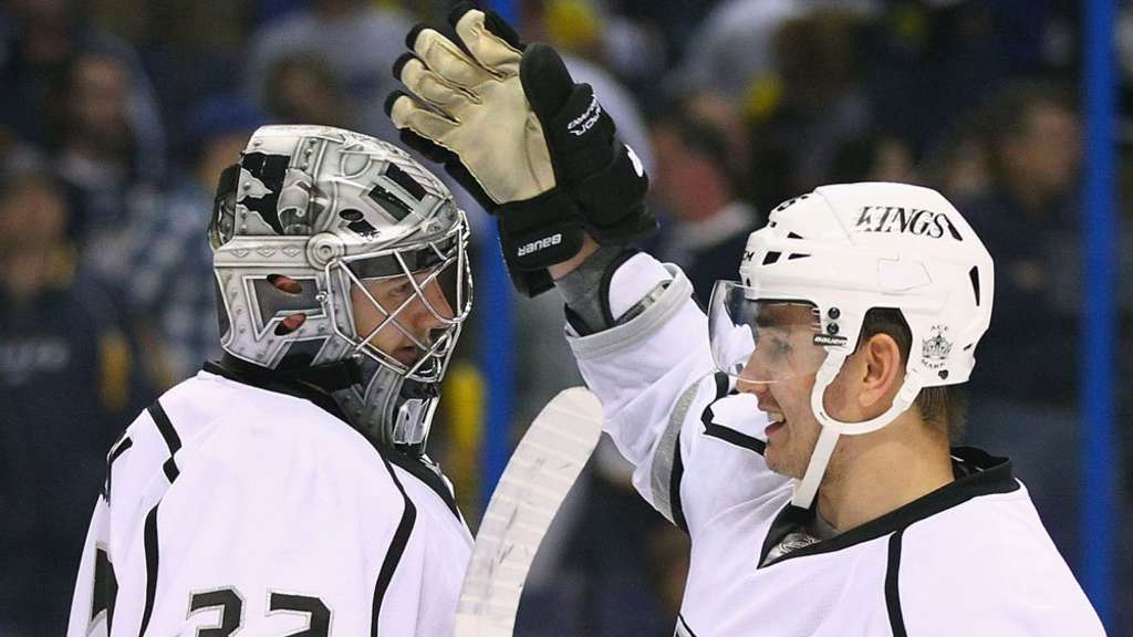Los Angeles Kings bezwingen St. Louis erneut