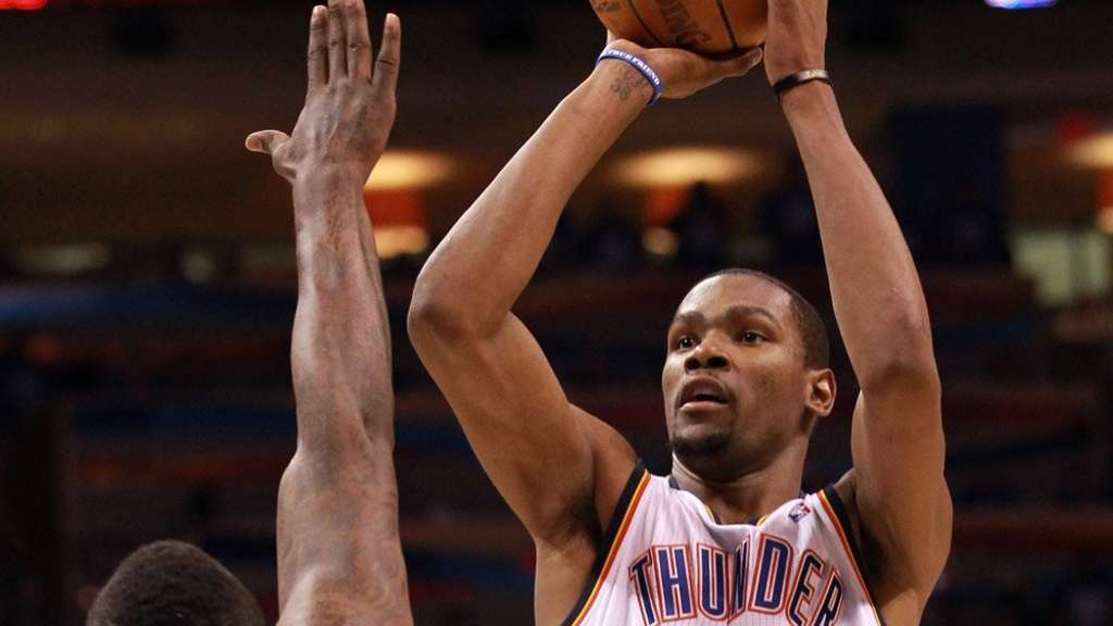 In Topform: Kevin Durant