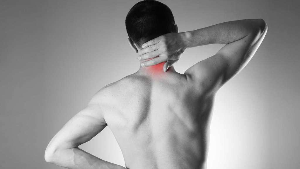 Das Foto kubitalnogo der Thrombophlebitis