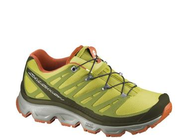 SALOMON Synapse green olive