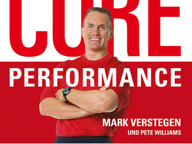 Cover Buch Core Performance by Mark Verstegen
