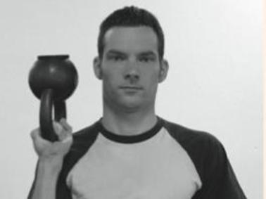 Core Training mit Kettlebell  Push-up