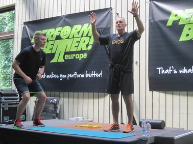Top-Experten beim Functional Training Summit in München - trainingsworld.com vor Ort