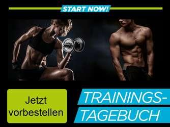 Trainingstagebuch Trainingsworld