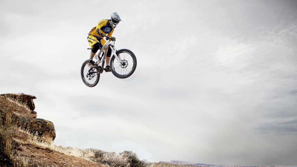 Mountainbiking: Wie kann man Schmerzen verhindern? | Sportarten