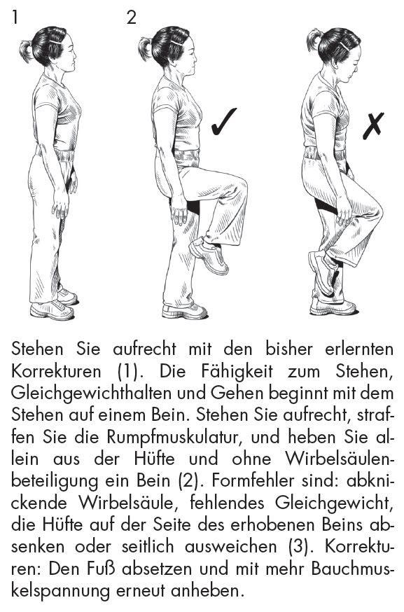 Gehen als Sofort-Hilfe bei Rückenschmerzen | Ratgeber, Tipps, Übungen