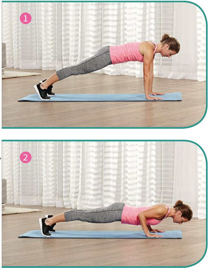 Functional Training: Die besten Übungen für Frauen | Fitness | Ratgeber