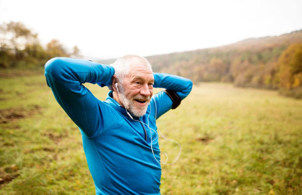 Abnehmen im Alter von 60 Jahren