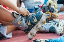 alles zum Thema Inline-Skating, Verletzungen, Abnehmen, Risiko
