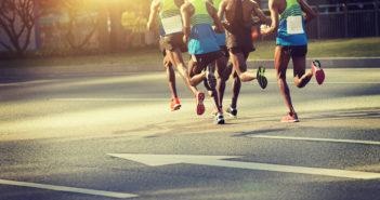 Tempotraining und Schnelligkeitsübungen beim Laufen