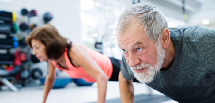 Sport im Alter: Unser Trainingsratgeber für Senioren und ältere Menschen