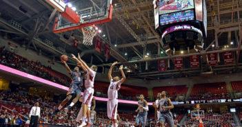 Korbleger Basketball lernen: technik und ausführung