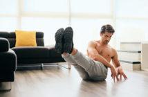 Der Russian Twist ist eine komplexe und anspruchsvolle Übung für die Bauchmuskeln. Effektive Tippsfür die richtige Ausführung, Übungsvideo, Ratgeber