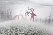 Radtraing im Winter und bei Minusgraden