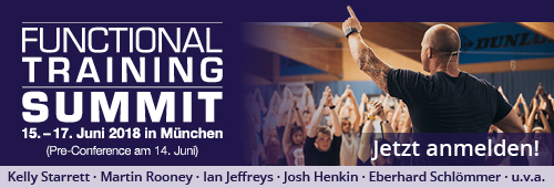 Functional Training Summit 2018 in München