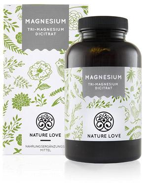 Magnesium, Magnesiumcitrat