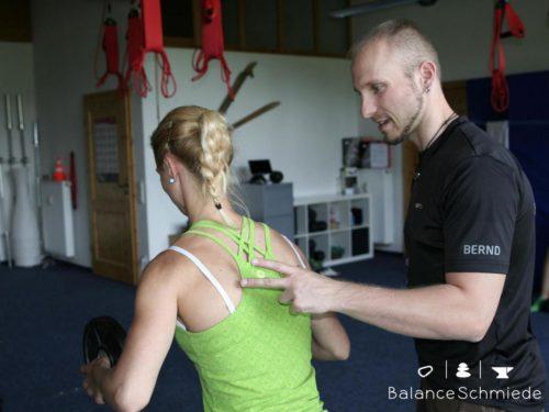 Schulterschmerzen beim Klettern vermeiden