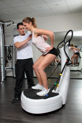 Trainingsgrundlagen und Einsteigerübungen für die Vibrationsplattform