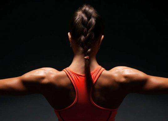 Schluss mit Rückenschmerzen! Training von Gesäß und Beinen