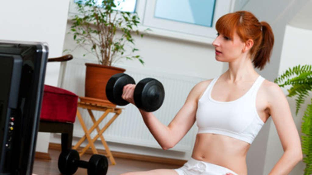 Warum Zuhause Trainieren