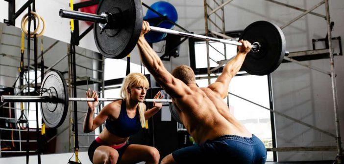 Komplexes Training ist die Kombination aus Gewichtübungenund plyometrischen Übungen