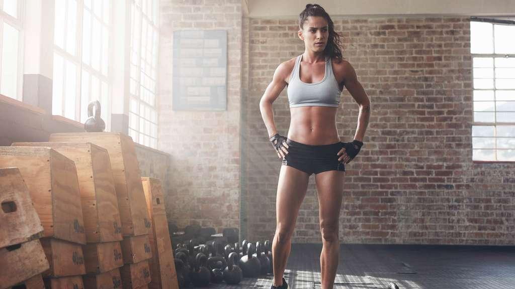 Übungen zum Abnehmen ohne Arme