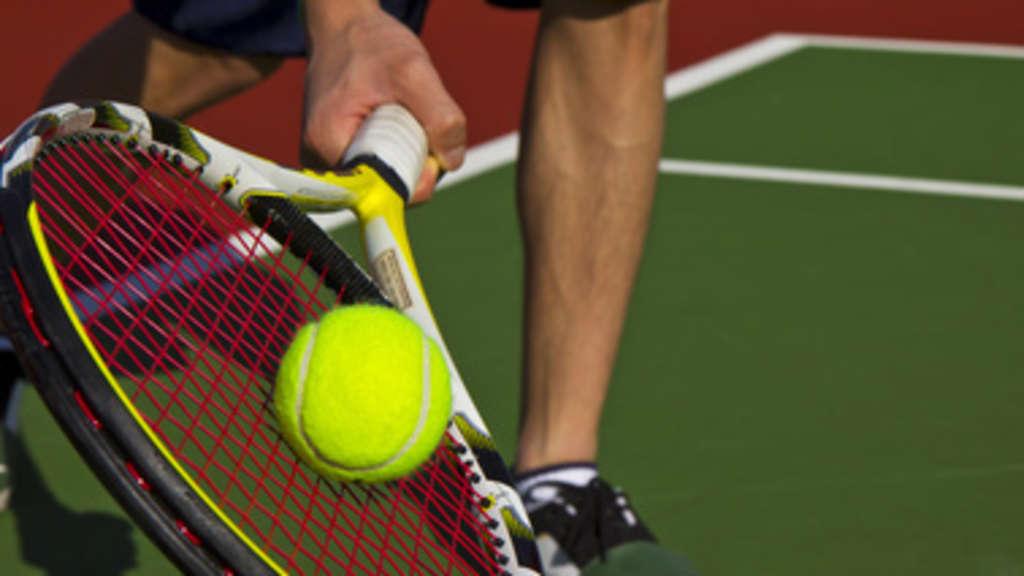 Tennisschlag