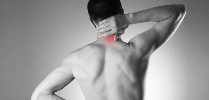 Bandscheibenvorfall, starke Schmerzen in Rücken, Gesäß und Beinen