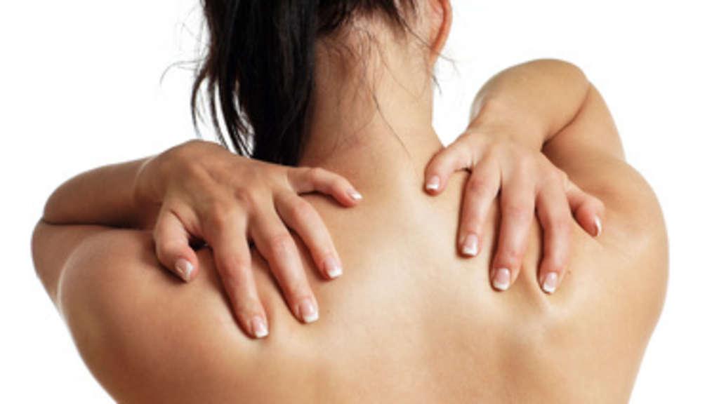 Die Schulterblätter richtig ausrichten | Stabilisierung | Übungen ...