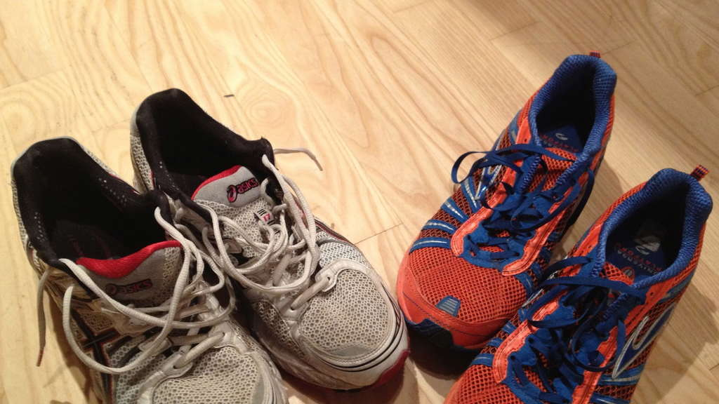 Wie finde ich den richtigen Laufschuh? | Sportarten