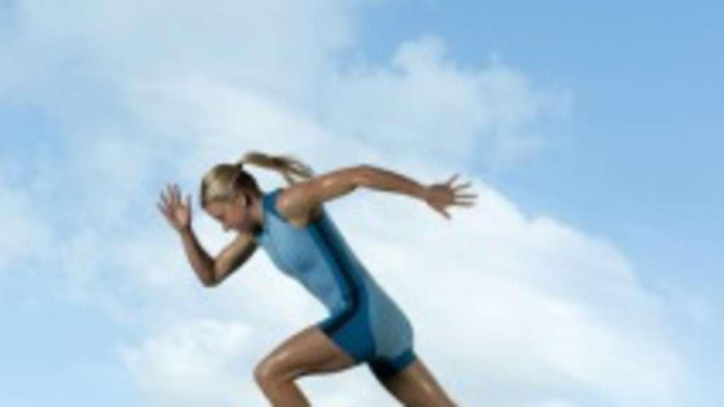 Sprintintervalle verbessern Ihre radsportspezifische..