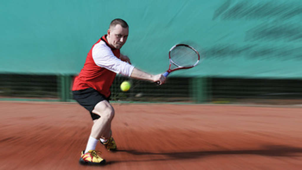 Tennis Regel
