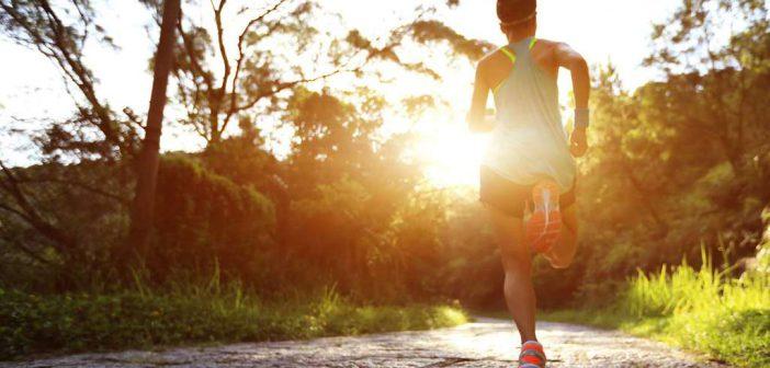 Dynamisches Dehnen vor dem Laufen