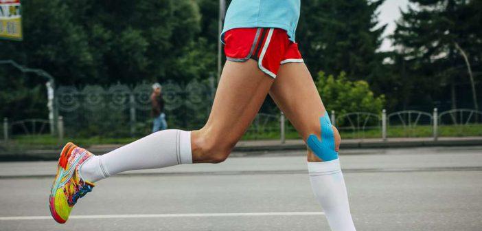Die Wirkung von Kompressionskleidung bei Sport, Training und Wettkampf