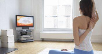 Schulterschmerzen: Übungen für zuhause