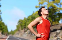 Seitenstechen: Einfache aber effektive Tipps & Übungen gegen den Störfaktor beim Laufen. Alles zur richtigen Atmung, Ursachen & Studien aus der Sportmedizin