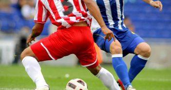 Handlungsschnelligkeit und Reaktion im Fußball