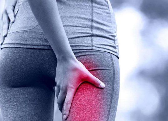 Das Piriformis-Syndrom: Starke Schmerzen in Gesäß, Beinen und Rücken