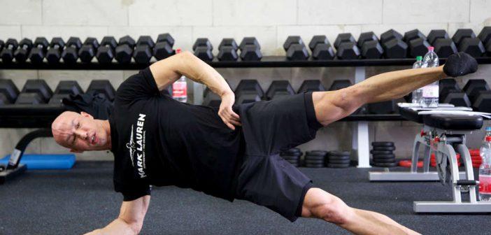 Mark Lauren, Fit ohne Geräte, Bodyweight Training