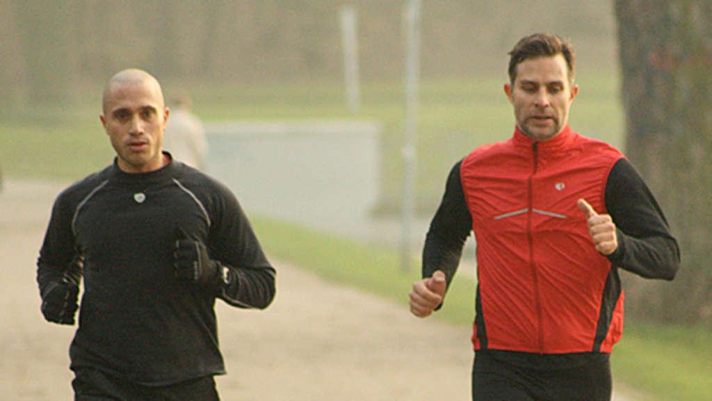 Schlank durch Laufen - Abnehmen, Ausdauertraining..