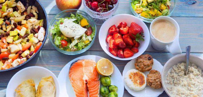 Faszien-Ernährung: Fürgesunde Faszienist die richtige Ernährung extrem wichtig.