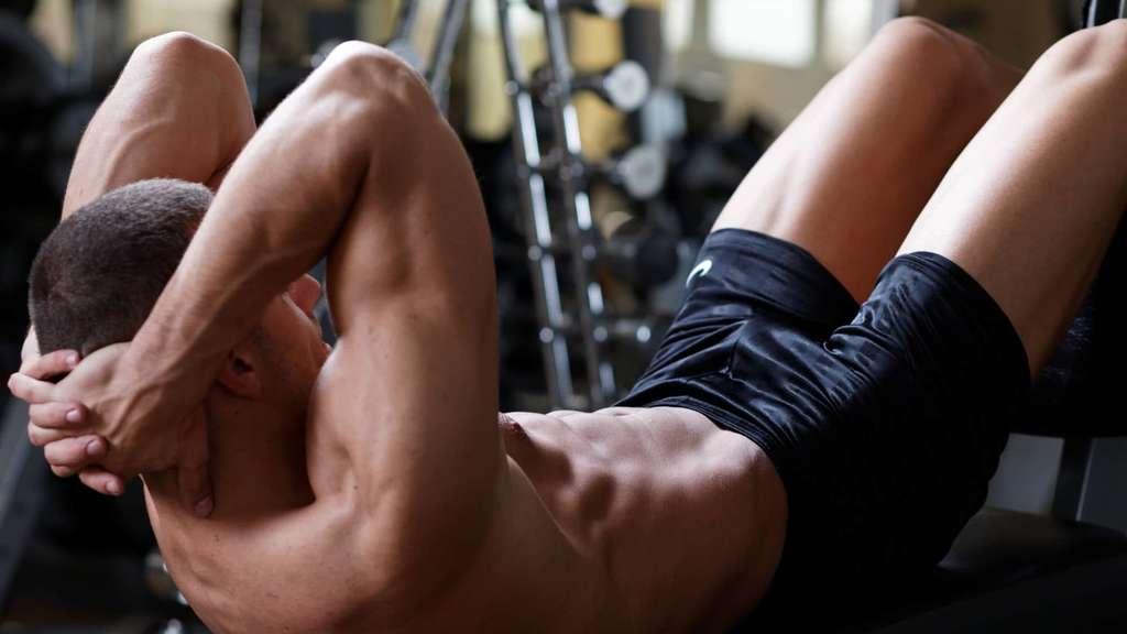 Veraltetes Bauchmuskeltraining Vergessen Sie Crunches Fitness
