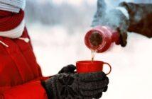 Ernährung bei Kälte