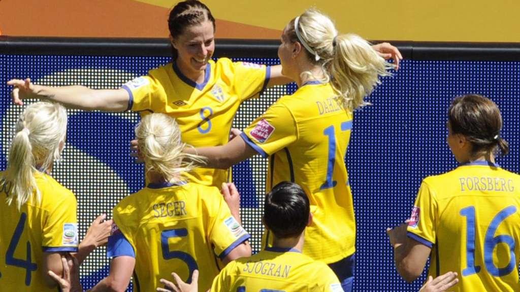 Olympia Deutschland Schweden