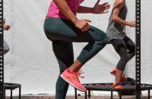Jumping Fitness: Erfolgreich abnehmen auf dem Minitrampolin