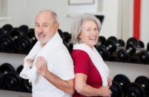 Effektive Übungen für das Krafttraining von Senioren